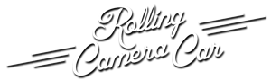 Rolling camera car